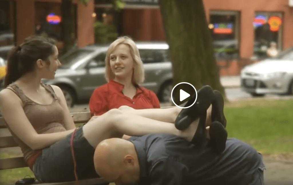 public femdom
