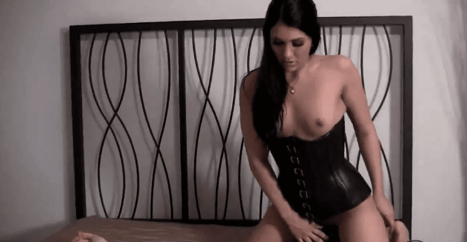femdom cock cage