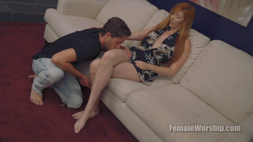sexy dominant female