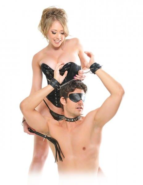 masked dominatrix