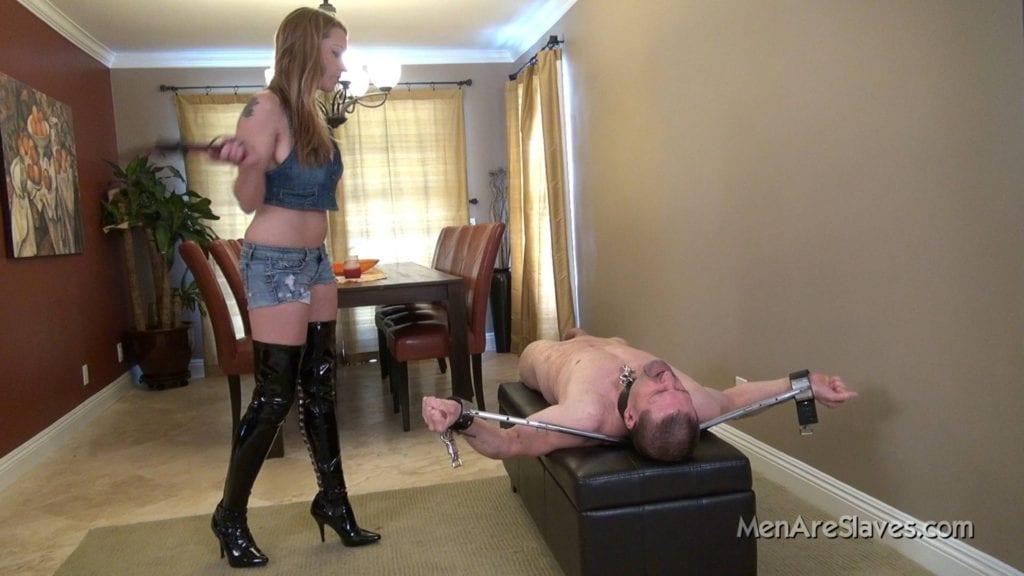 demanding mistress